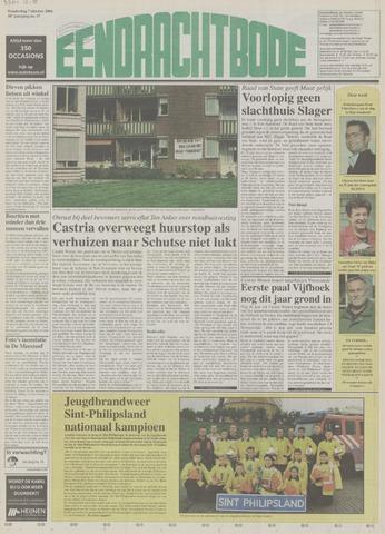 Eendrachtbode (1945-heden)/Mededeelingenblad voor het eiland Tholen (1944/45) 2004-10-07