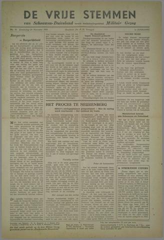 Zierikzeesche Nieuwsbode 1945-11-29