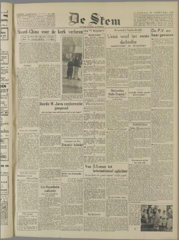 de Stem 1948-02-24