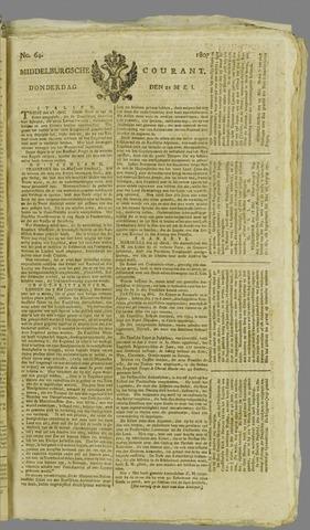 Middelburgsche Courant 1807-05-21
