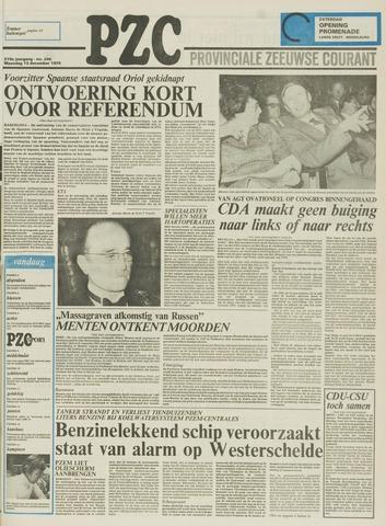Provinciale Zeeuwse Courant 1976-12-13