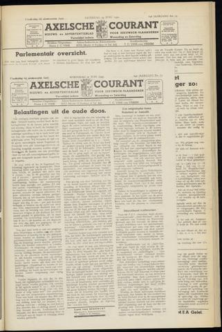 Axelsche Courant 1950-06-21