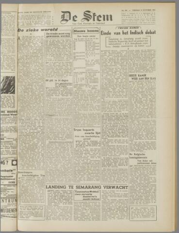 de Stem 1945-10-19