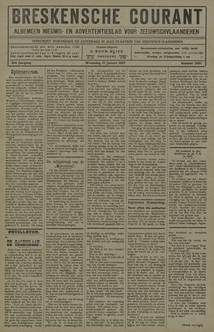 Breskensche Courant 1925-01-21