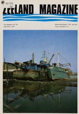 Zeeland Magazine / Veerse Meer Gids 1979-09-01