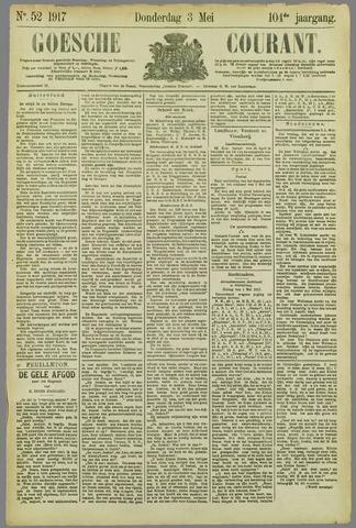 Goessche Courant 1917-05-03