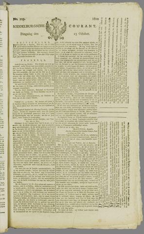 Middelburgsche Courant 1810-10-23