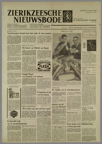 Zierikzeesche Nieuwsbode 1965-02-04