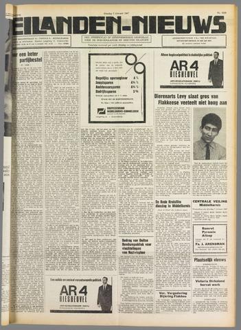 Eilanden-nieuws. Christelijk streekblad op gereformeerde grondslag 1967-02-07