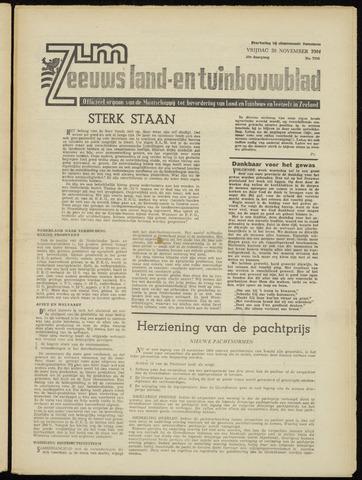 Zeeuwsch landbouwblad ... ZLM land- en tuinbouwblad 1964-11-20