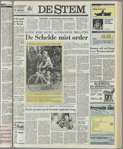 de Stem 1989-08-15