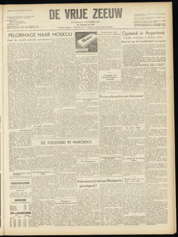 de Vrije Zeeuw 1955-09-17