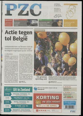 Provinciale Zeeuwse Courant 2013-04-27