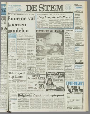 de Stem 1984-02-07