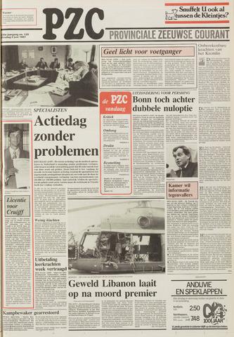 Provinciale Zeeuwse Courant 1987-06-02