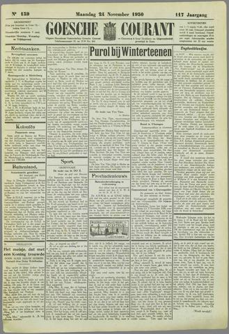 Goessche Courant 1930-11-24