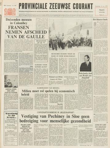 Provinciale Zeeuwse Courant 1970-10-12