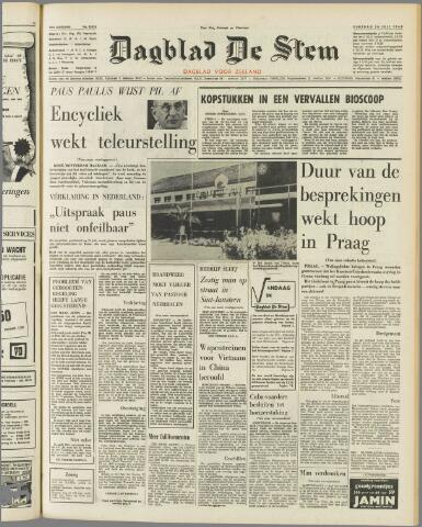 de Stem 1968-07-30