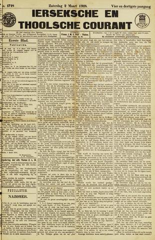 Ierseksche en Thoolsche Courant 1918-03-02