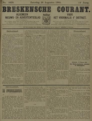 Breskensche Courant 1905-08-26