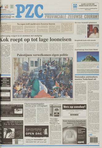 Provinciale Zeeuwse Courant 1998-11-21