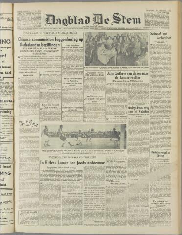 de Stem 1950-01-16