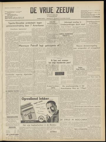 de Vrije Zeeuw 1954-07-09