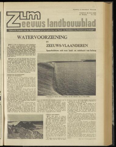 Zeeuwsch landbouwblad ... ZLM land- en tuinbouwblad 1962-07-20