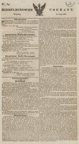 Middelburgsche Courant 1834-06-10