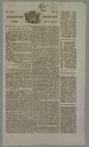 Goessche Courant 1820-08-25