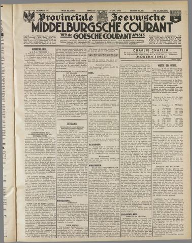 Middelburgsche Courant 1936-07-28