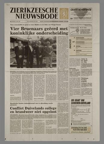 Zierikzeesche Nieuwsbode 1993-05-03