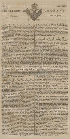 Middelburgsche Courant 1775-06-20