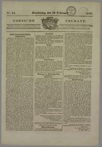 Goessche Courant 1843-02-15