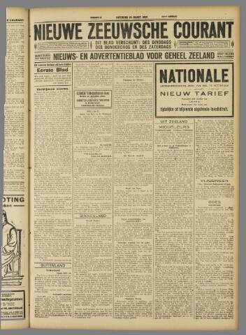 Nieuwe Zeeuwsche Courant 1928-03-24