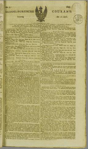 Middelburgsche Courant 1817-04-26