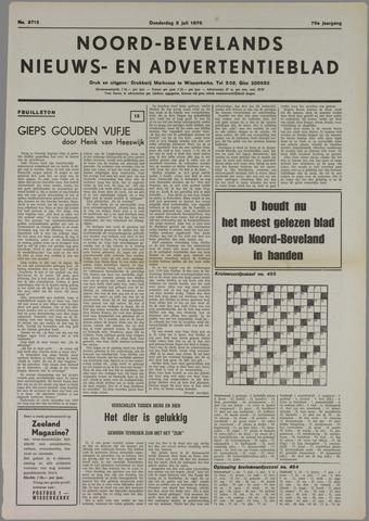 Noord-Bevelands Nieuws- en advertentieblad 1976-07-08