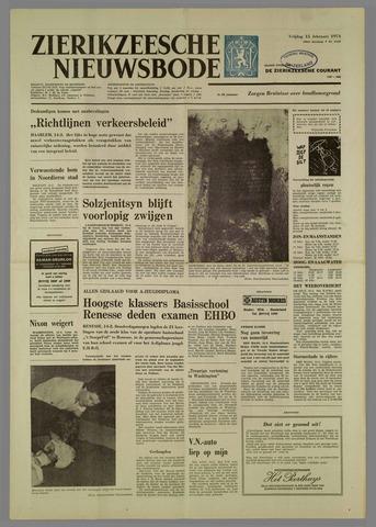 Zierikzeesche Nieuwsbode 1974-02-15