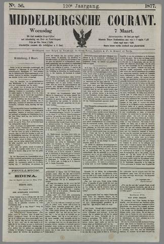 Middelburgsche Courant 1877-03-07