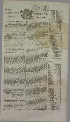 Goessche Courant 1824-03-01