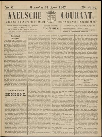 Axelsche Courant 1907-04-24
