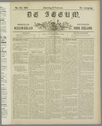 De Zeeuw. Christelijk-historisch nieuwsblad voor Zeeland 1901-02-09