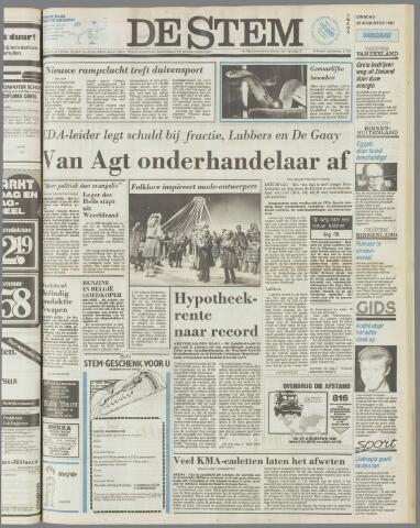 de Stem 1981-08-25
