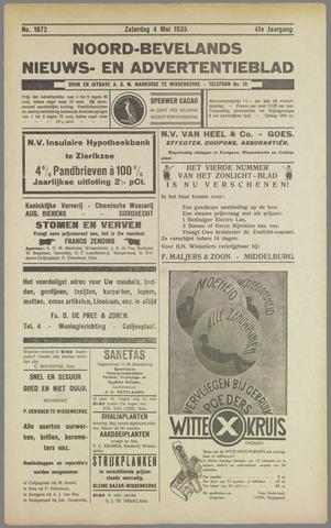 Noord-Bevelands Nieuws- en advertentieblad 1935-05-04