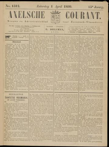 Axelsche Courant 1899-04-01