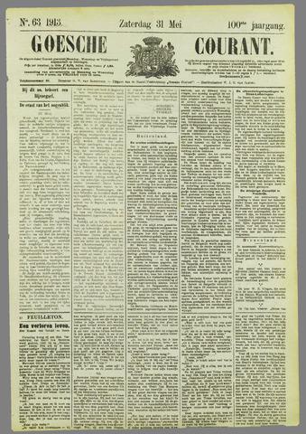 Goessche Courant 1913-05-31
