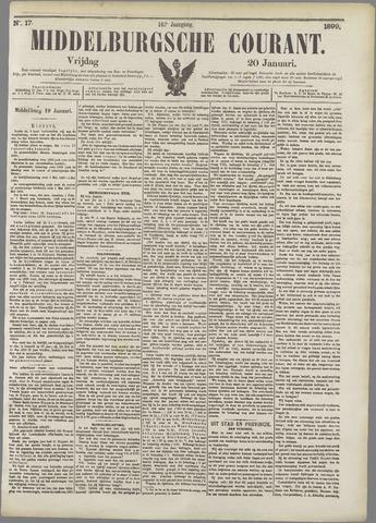 Middelburgsche Courant 1899-01-20