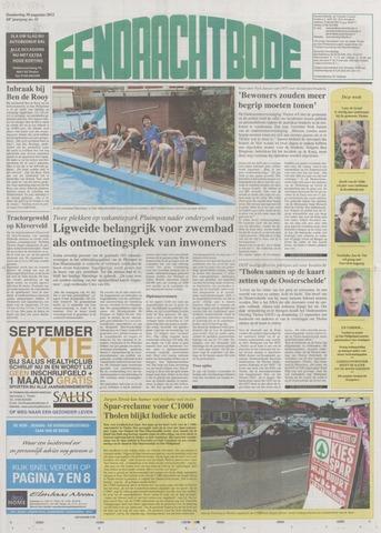Eendrachtbode (1945-heden)/Mededeelingenblad voor het eiland Tholen (1944/45) 2012-08-30
