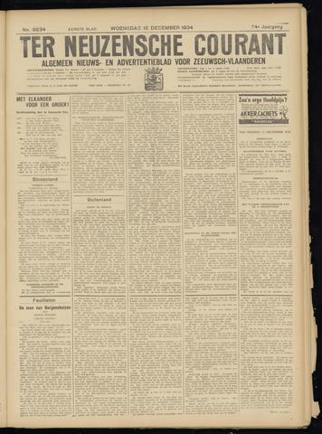 Ter Neuzensche Courant. Algemeen Nieuws- en Advertentieblad voor Zeeuwsch-Vlaanderen / Neuzensche Courant ... (idem) / (Algemeen) nieuws en advertentieblad voor Zeeuwsch-Vlaanderen 1934-12-12