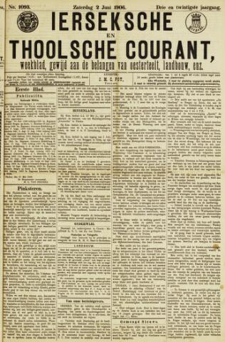 Ierseksche en Thoolsche Courant 1906-06-02